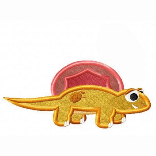 Dino-Dime-Applique
