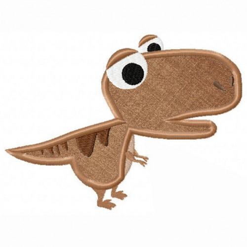Dino-Rex-Applique