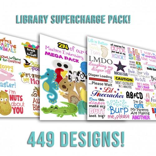 LibrarySupercharge