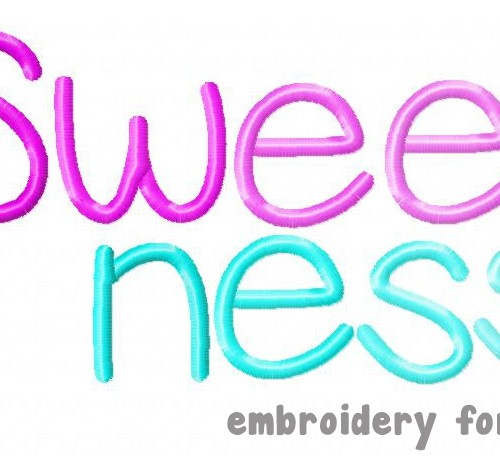 Sweetness Sample