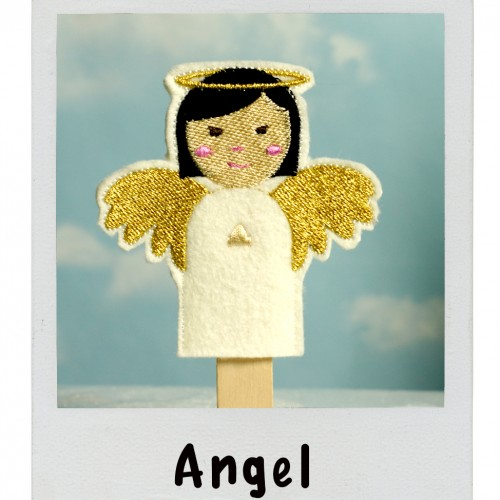 Puppet Angel