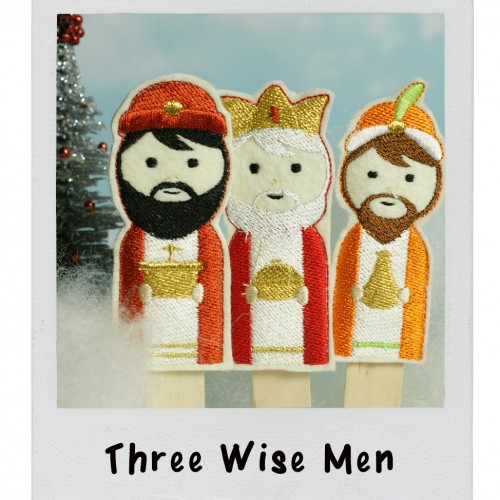 Puppet Wise Men
