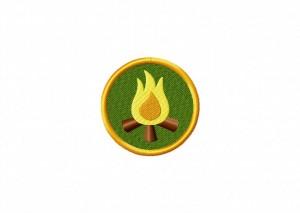 Campfire Badge