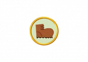 Hiker Badge