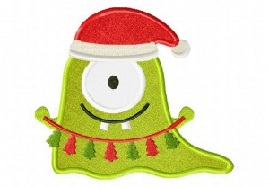 Christmas-Monster-Applique-5x7