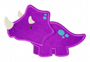 Cute-Triceratops-Applique-5x7