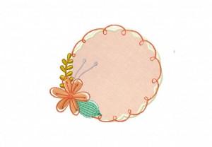 Doodle-Floral-Frames-Applique-5x7-Inch