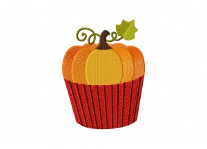 Thanksgiving Cupcake Pumpkin Stitched 5_5
