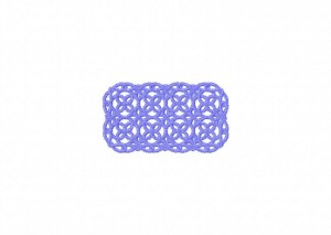 46 Rectangle Doily 1