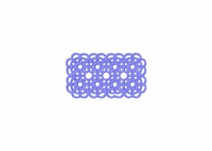 48 Rectangle Doily 3