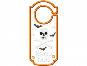 Door Hanger 16 Halloween