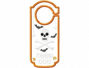 Door Hanger 16 Halloween