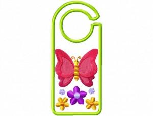 Door Hanger 17 Spring