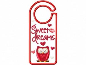 Door Hanger 19 Valentine