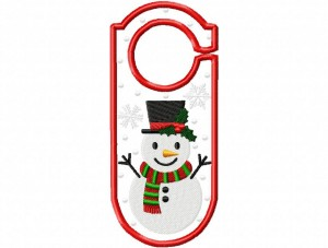 Door Hanger 20 Christmas