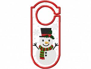 Door Hanger 20 Christmas
