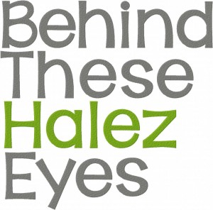 Behind These Hazel Eyes Example