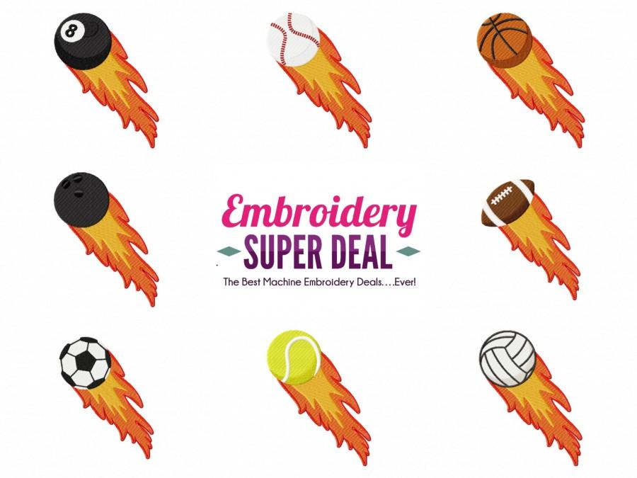 Sports Fireballs Main