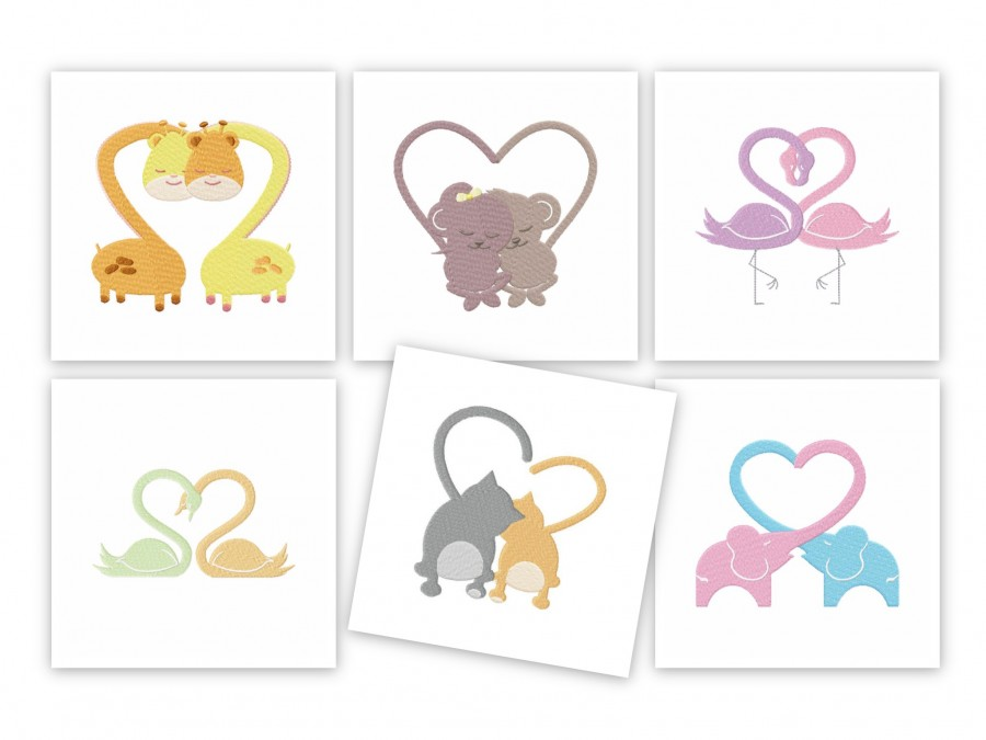 Animal Hearts Pack