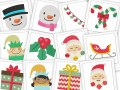 Deck The Halls Christmas Machine Embroidery Pack